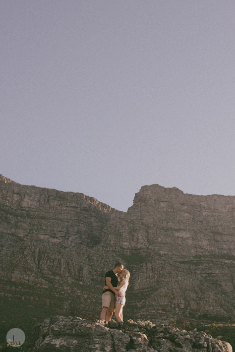 Sam and Mikhail engagement shoot Table Mountain Cape Town South Africa shot by dna photographers 88