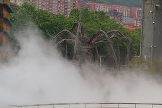 081 Guggenheim - Fog Sculpture