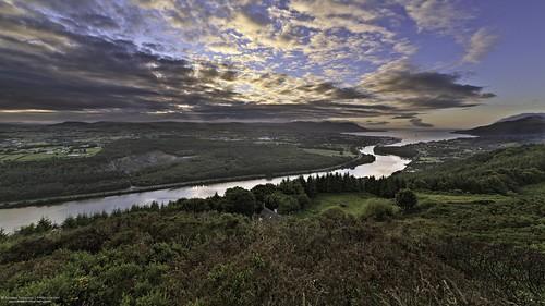 ireland sunrise lough august flagstaff carlingford 2014 newry codown samyang14mm28