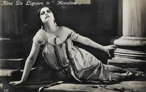 Rina De Liguoro in Messalina
