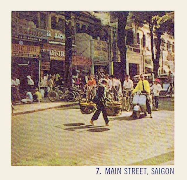 Saigon Main Street