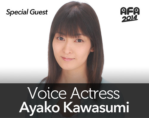AFA14_Kawasumi_Ayako