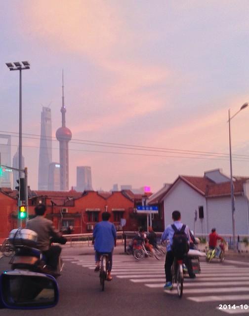 上海之旅结束篇-上海话上海人上海菜_图1-5
