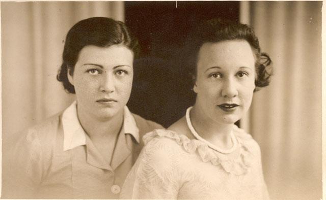 Mum Freida 8Aug1935