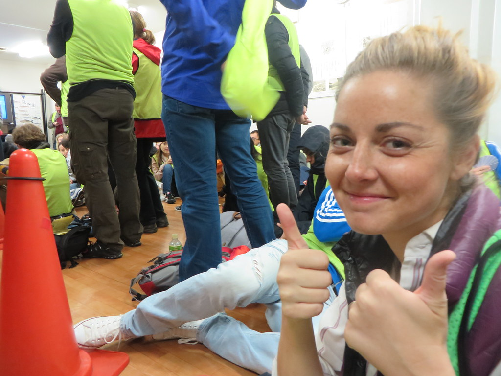 Thumbs up for Tuna Auction