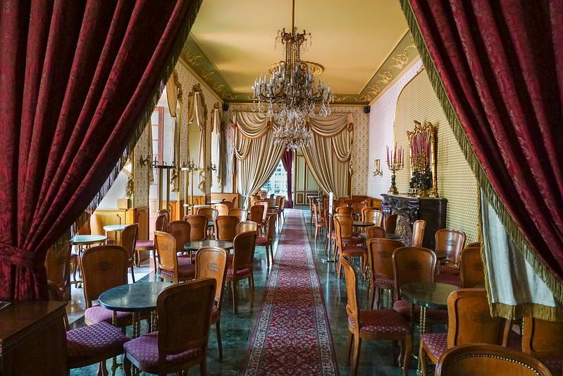 Gerbeaud Cafe, Budapest