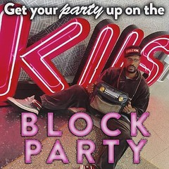 Melbourne & Sydney, tune into @kiis1065 tonight from 8pm - 12am and get your weekend jumpstarted with our boy, @rodneyo.thevoice aka the voice of choice and Australia's most wanted urban dj @djmoto on, The Block Party!