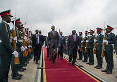 State visit to Mozambique | Maputo, 24 October 2016