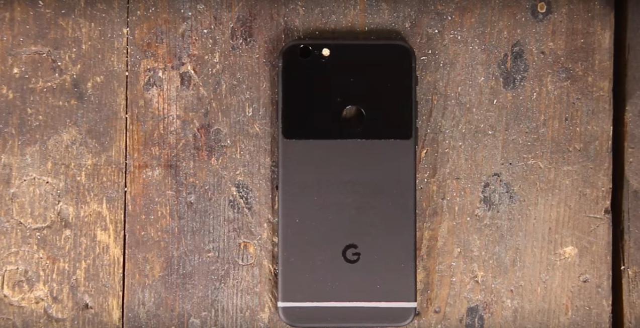 """Cười ngất ngưởng với video mô tả cách Google tạo ra """"siêu phẩm"""" Pixel"""