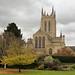 St Edmundsbury Cathedral, Bury St Edmunds by mendel9331