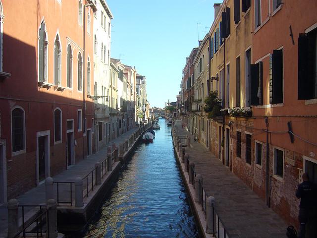 Canal de Venise, Panasonic DMC-FX3