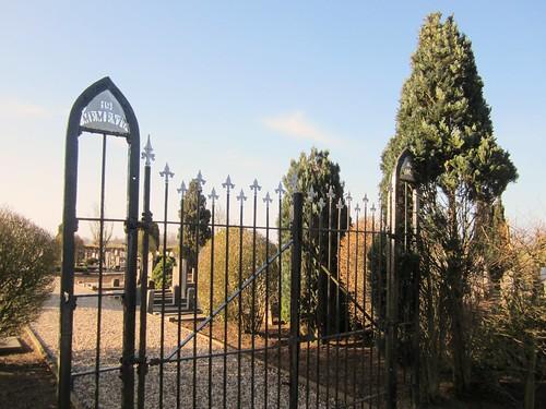 Hervormde Begraafplaats Welsum