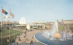 Greetings from NYC at the New York World's Fair 1964-65