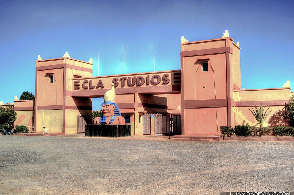 Marruecos sur Ourzazate cine ecla