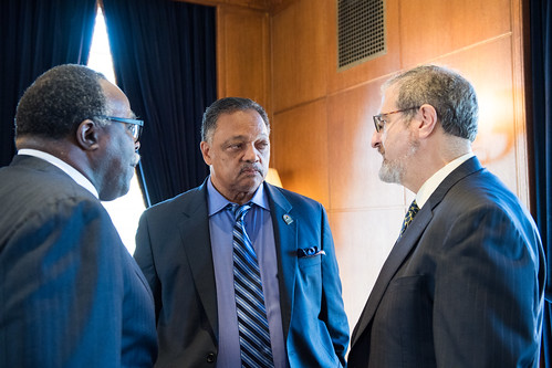 50 Years of Civil Rights Leadership: A U-M Symposium in honor of Rev. Jesse Jackson