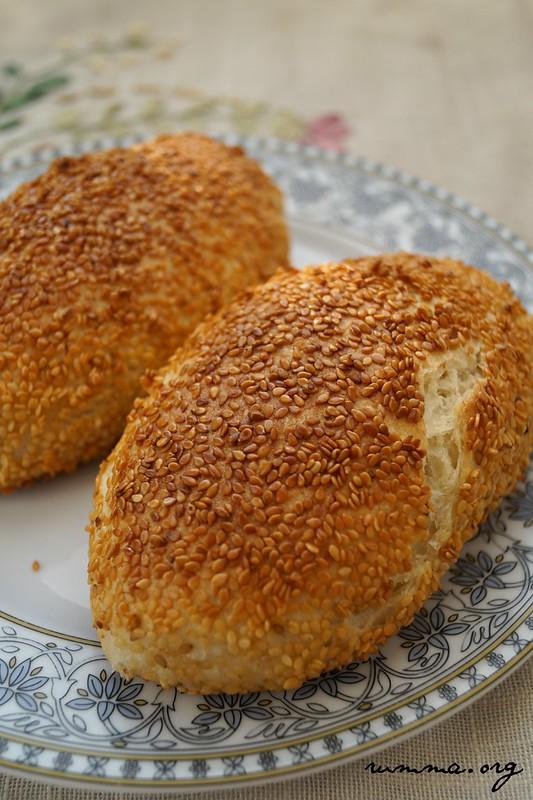 Kaşarlı peynirli simit tarifi