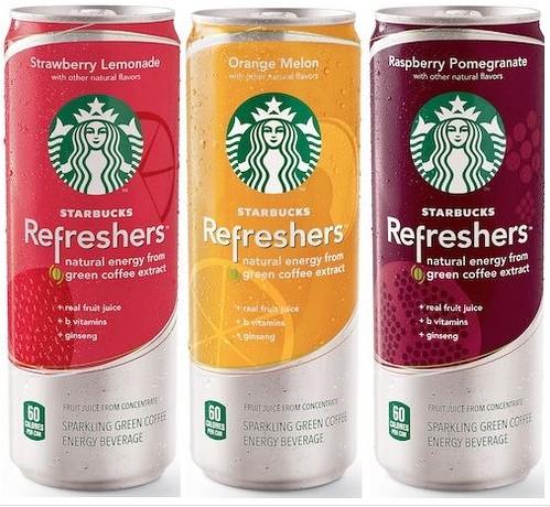 Refreshers at Walgreens