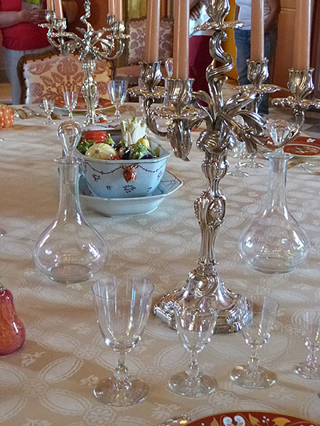 chandelier villandry