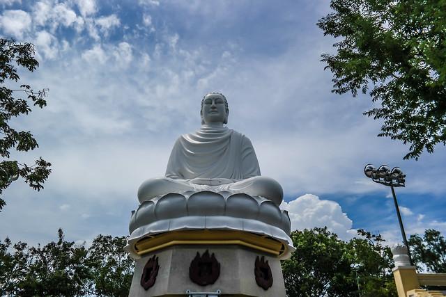 nha trang big buddha