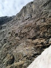 Einstieg Klettersteig Großer Kinigat