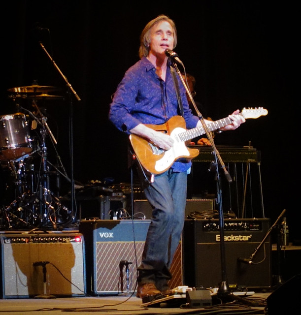 Photo:Jackson Browne By louisepalanker
