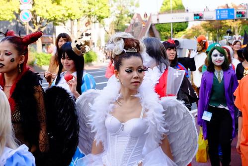 Kawasaki Halloween parade 2014 178