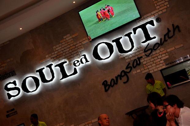 Souled Out Bangsar South 17