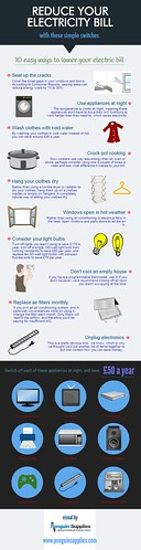 Simple Ways To Reduce Your Electricity Bill