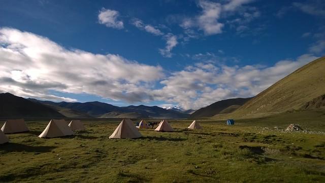 Himalayan Camping