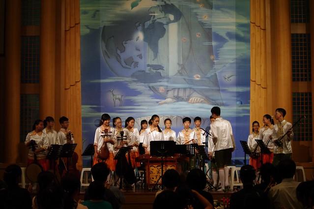 20140928,東中參加慈濟921十五年感恩音樂會 - 018
