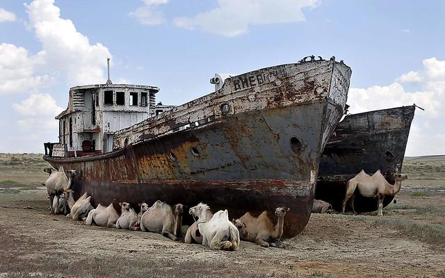 सूख गया अराल सागर
