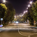 Baross utca Belváros felé