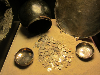 The coin hoard of Niederbieber