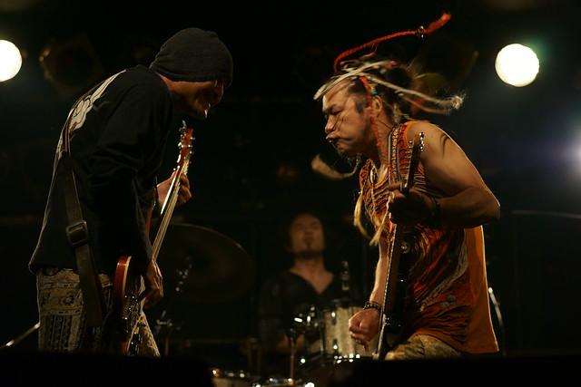 SPUTNIK KOMBINAT live at ShowBoat, Tokyo, 05 Oct 2014. 098