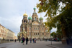 Chiesa del Salvatore sul Sangue Versato, San Pietroburgo