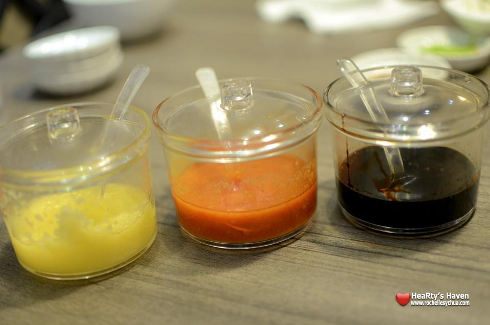 Boon Tong Kee Hainanese Sauce