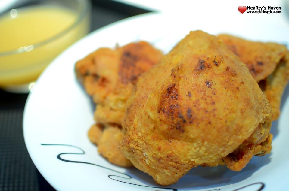 Fried Chicken with Gravy