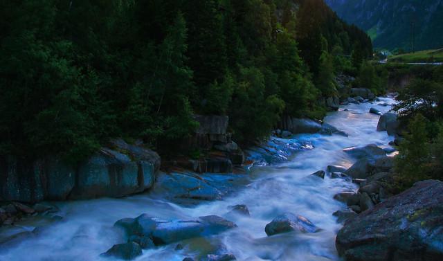 River ...