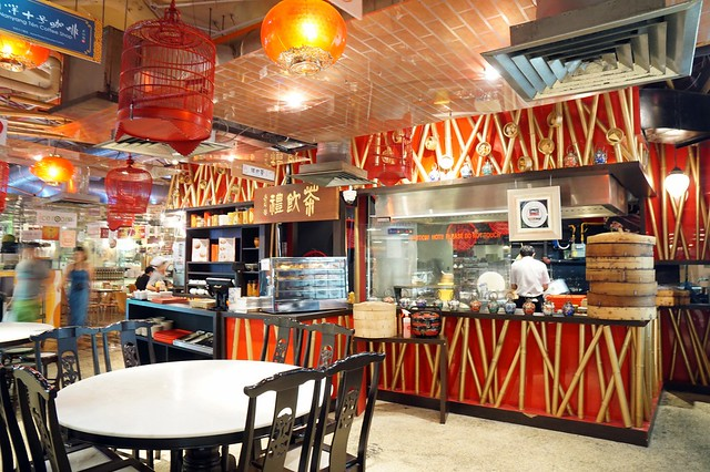 hutong lot 10 - food court in KL - good food-002