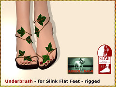 Bliensen - Underbrush - shoes for Slink flat feet Kopie