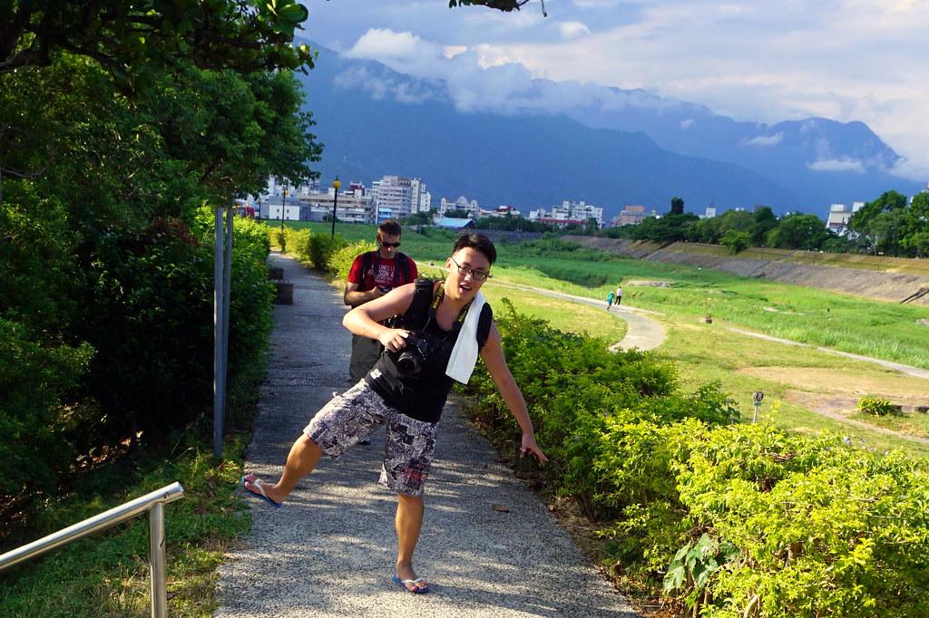 Die Taiwan Tour