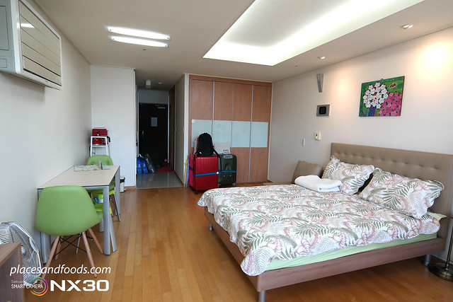 airbnb insadong room view 2