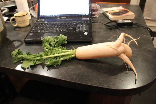 veggies are sometimes unnerving