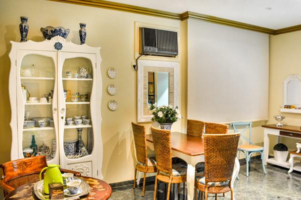 Gardenia Boshor Boutique Guest House Breakfast
