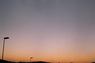 Fim de tarde - São Paulo