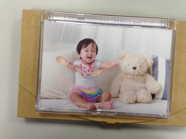 光碟封面,愛情街角的粉絲專頁也用了這張圖 promote 唷@台南愛情街角