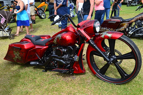 Daytona Biketoberfest  2013