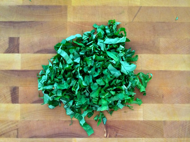 Chopped Fresh Basil