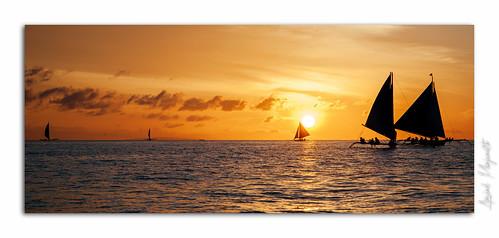 blue sunset beach sand philippines canon5d boracay ph malay 2014 westernvisayas thomsonreuters bluebeaches arvindmanjunath motofotog