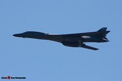 85-0061 - 21 - USAF - Rockwell B-1B Lancer - Fairford RIAT 2006 - Steven Gray - CRW_0971